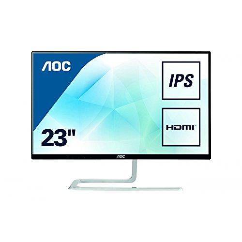 AOC I2381FH 23-Inch 1920 x 1080 LCD Monitor - Black