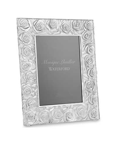 monique-lhuillier-waterford-sunday-rose-frame-4x6-by-waterford