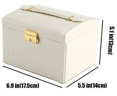 DCCN-Caja-joyero-Organizador-para-bisuteras-joyera-Con-cajones