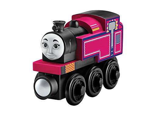 Mattel Fisher-Price DFX19 -Thomas und seine Freunde Holzlokomotive Ashima