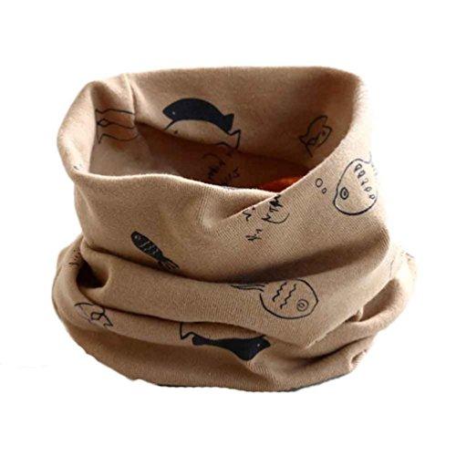 Schals VENMO Baby Baumwolle Schals in verschiedenen Farben (Khaki)