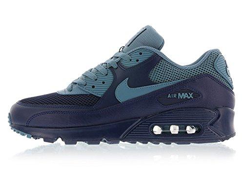 nike-mens-air-max-90-essential-sneakers-blue-midnight-navy-smokey-blue-midnight-navy-10-uk