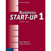 [(Business Start-Up 1 Teacher's Book)] [Author: Mark Ibbotson] published on (February, 2006)
