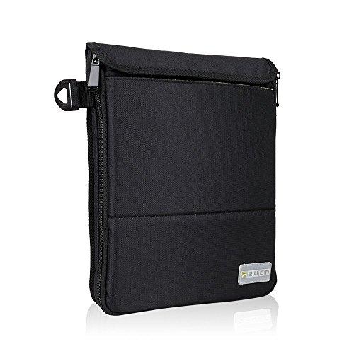 7even® Color Bag für iPad / Tasche mit Umhängegurt und Stand Funktion für iPad und andere 10