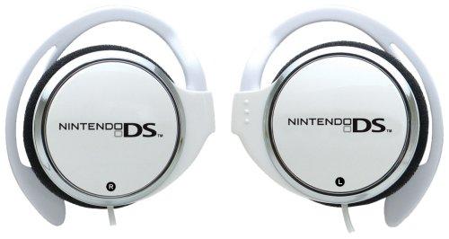 Nintendo DS Lite - Headphone Kopfhörer White