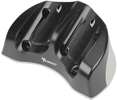 Subsonic iMotion Dual Charger - Black (Wii) by Subsonic