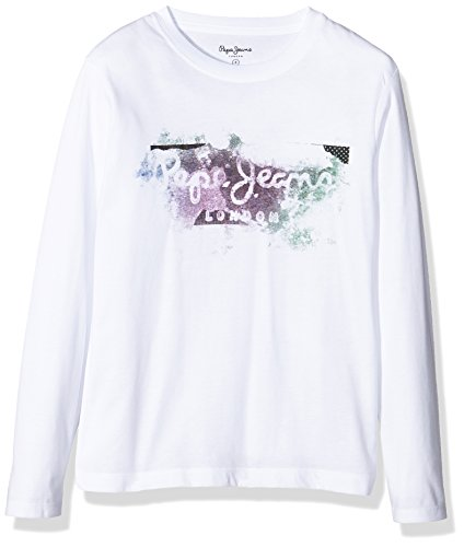pepe-jeans-jungen-goodge-jk-t-shirt-weiss-optic-white-10-jahre-herstellergrosse-10