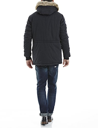 Bench Herren Jacke Breath Schwarz (Black BK014)