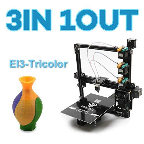 He3D - EI3-Tricolor (Triple Extruder)
