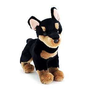 Douglas Corporation chien en peluche Pinscher nain (L)