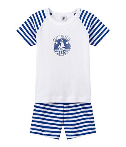 Petit Bateau Mohan, Conjuntos de Pijama para Niños Petit Bateau