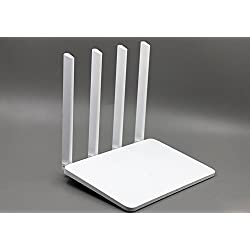 Mi Router 3 Inalámbrico, Xiaomi WiFi Router Ethernet Control de App 1167Mbps 2.4G/5G Dual Band 128MB ROM con 4 Antenas