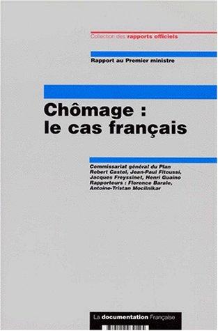 Chômage : Le cas français