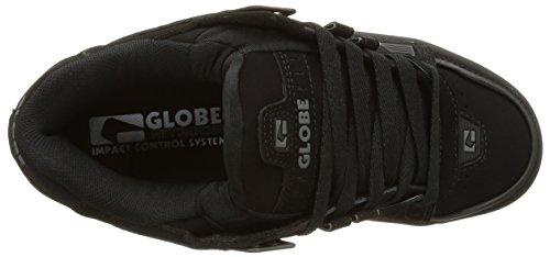 Globe Sabre, Chaussures de Skateboard homme Noir (Black)