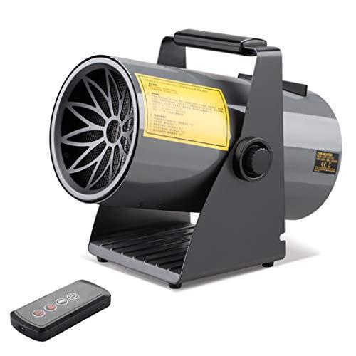 Calentador de Ventilador eléctrico Industrial Calentador de Aire 3000w, con termostato...