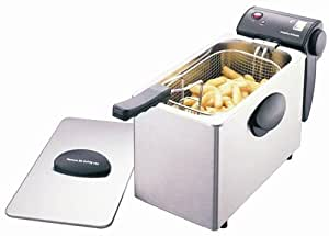 Morphy Richards 45470 Brushed Stainless Steel Fryer