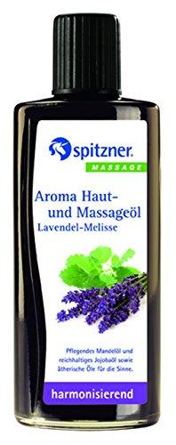 SPITZNER Haut- u.Massageöl Lavendel Melisse 190 ml Öl -