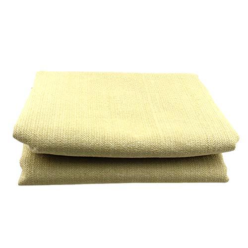 Tissu d'ombre 6-pin Shade Sunblock Résistant aux UV Filet d'ombrage pour jardin (taille : 3 * 3m)