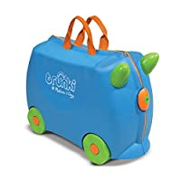 TRUNKI Terrance Trunki Suitcase - blue (9220005)