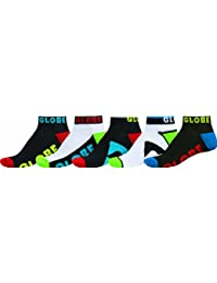 Globe Fearon Uni Socken Destroyer Colour Pack Ankle