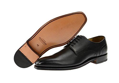 Gordon & Bros. Herrenschuhe - rahmengenähte Schuhe - GoodYear Welted MILAN Schwarz