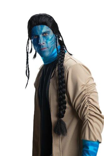 rücke Avatar Jake Sully Wig (Sully Kostüme Für Erwachsene)