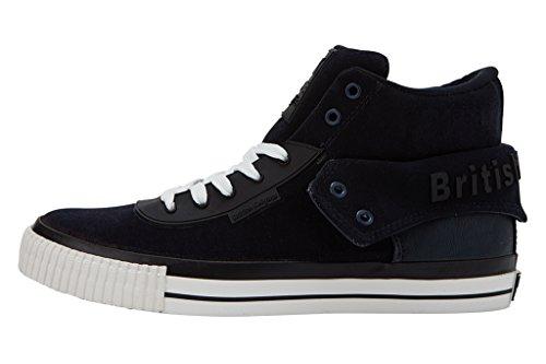 British Knights Roco - Sneakers alte uomo Blu oltremare
