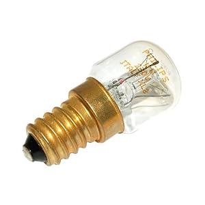 MIELE 4263810 Backofen- und Herdzubehör/Leuchtmittel/Kochfeld / 10 W E14 Backofen-Birnen-Lampen