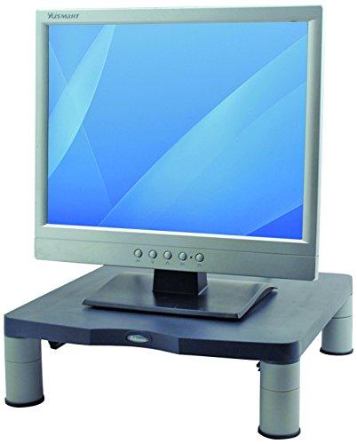 Fellowes 611911 Standard Monitorständer (bis 43,2 cm (17 Zoll), höhenverstellbar) graphit