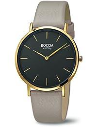Boccia Damen-Armbanduhr 3273-04