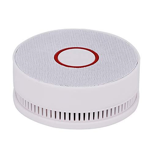 Rauchmelder JKD-518A (weiß) mit 10 Jahren Batterielaufzeit - Zertifiziert nach Din EN 14604 -...