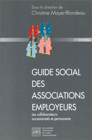 Guide social des associations employeurs, 3e édition par C. Mayer-Blondeau
