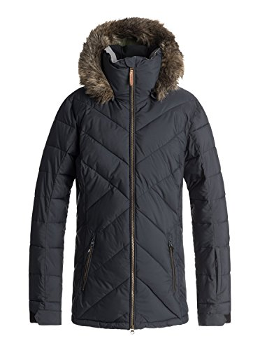 Roxy Quinn - Quilted Snow Jacket for Women - Gesteppte Snow-Jacke - Frauen