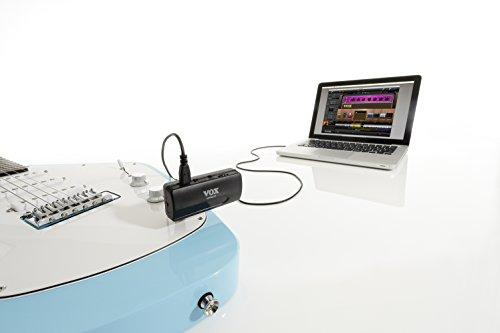 VOX amPlug I/O - guitar accessories (Black, Windows 10 Education, Windows 10 Education x64, Windows 10 Enterprise, Windows 10 Enterprise x64, Wi, Mac OS X 10.8 Mountain Lion, Mac OS X 10.9 Mavericks, USB)