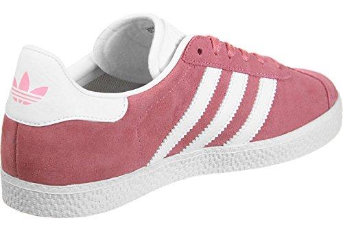 Adidas Gazelle J, Zapatillas de Deporte para Niñas, Rosa...