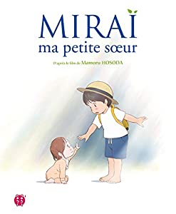 Mirai, ma petite soeur Edition simple One-shot