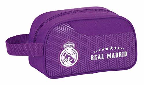 Real Madrid – Neceser 1 asa, 2ª equipacion temporada 2016/2017 (Safta 811677248)