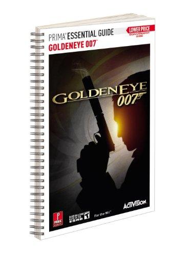 Goldeneye 007 Prima Essential Guide