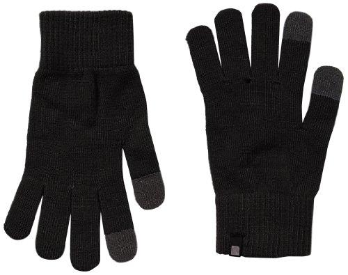 Brekka, Guanti ciclismo Unisex adulto B-Gloves Magic, Nero (Schwarz), Taglia unica