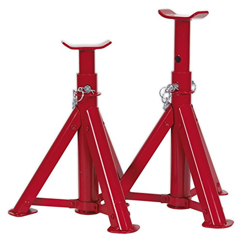 Sealey Axle Stands 2tn Capacity per Stand 4tn per Pair