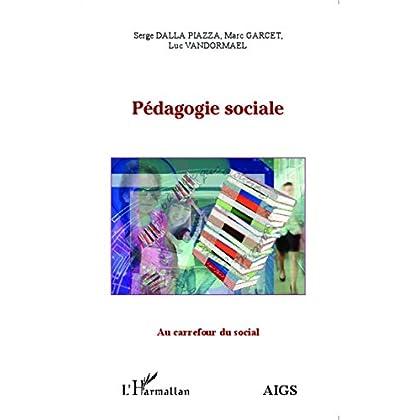 Pédagogie sociale (Au carrefour du social)