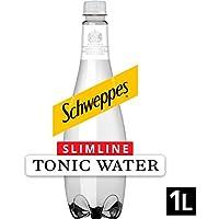Schweppes Slimline Indian Tonic Water 1L