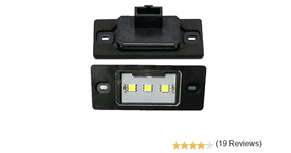 Plafoniere Targa Golf 7 : Illuminazione led per targa non omologata con smd nbsp
