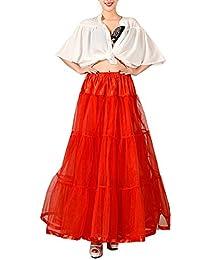 Las mujeres faldas tutú enaguas miriñaque enaguas