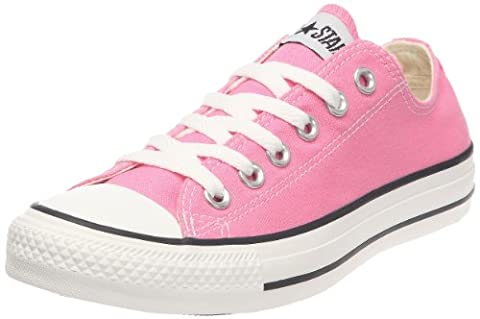 Converse Chuck Taylor All Stars Ox Toddler Shoes - Pink - UK 10 (Jnr)