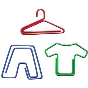 Trombones breveté-linge en forme (cintre, pantalons, chemises) 20/Pk