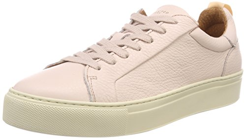 SELECTED FEMME Slfdonna Leather Trainer B, Sneakers Basses Femme