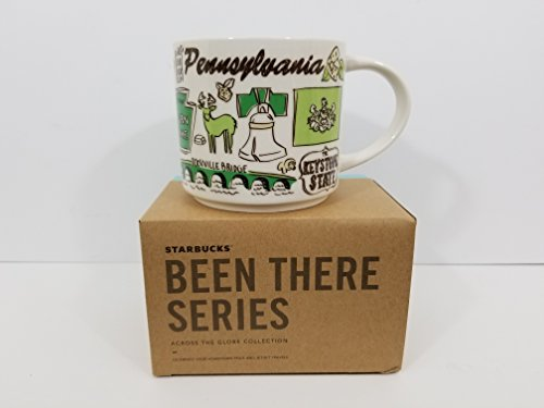 Starbucks Been There Serie Pennsylvania Tasse