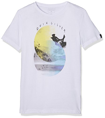 Quiksilver Sscltyoudoubbub T-Shirt Garçon, Taille Unique Quiksilver