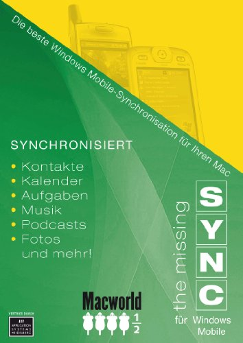 The Missing Sync for Windows Mobile Mobile Office Für Blackberry